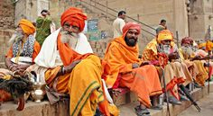Sadhus of Varanasi - India Travel Forum | IndiaMike.com