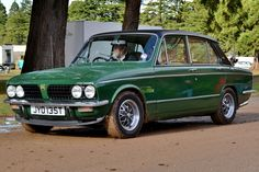 Triumph Dolomite - my uncle had one like this. British Sports Cars, British Car, Unique Cars, Commercial Vehicle, Old Cars, Exotic Cars, Cars Motorcycles, Vintage Cars, Automobile