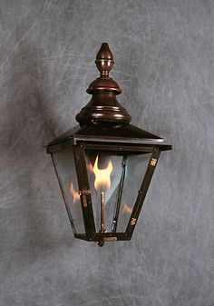I have ALWAYS wanted gas lamps on my house...one day.