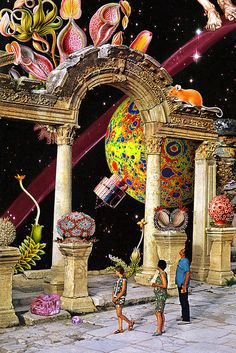 Minute Two by Eugenia Loli, via Flickr