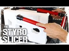 "The Hot-Wire ""Styro-Slicer"" - YouTube"