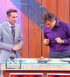 Dr. Oz: Extreme 'Five Bite Diet' that promises 15-lb weight loss in a week