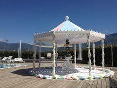 La Giostra // The Carousel by AlbaGreco EventStylist