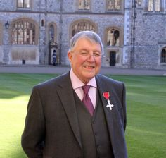 Dec 14 Dr Eric Albone received his MBE from the Queen at Windsor Castle in November.  Eric has been volunteering in various capacities with the Association since 1985, most recently as Chair of the Bristol and Bath Branch (2003-2011).  In 2011 he was made an Honorary Fellow of the Association. #science #volunteering #charity
