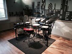 Roland TD50k V Drums