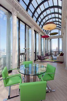 Penthouse at The Art Deco Building (AKA The Hamilton) | San Francisco