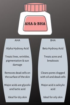 Aha and bha are the two big guns of chemical exfoliation. Know more about aha bha benefits, similarities, differences and using aha bha together. Natural Health Tips, Health And Beauty Tips, Natural Skin, Natural Beauty, Skin Tips, Skin Care Tips, Skin Care Routine Steps, Nutrition, Face Skin Care