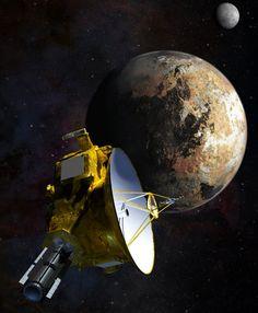 New Horizons - 58.536 quilômetros por hora