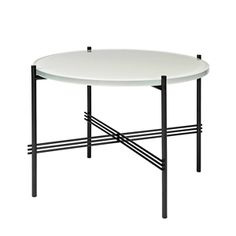 5200kr - GUBI - TS Table medium - glass top