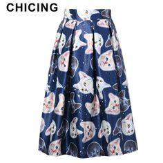 Galaxy Star Dots and 3D Cute Cat Animal Printed Skirt Only $22.99 => Save up to 60% and Free Shipping => Order Now! #Skirt outfits #Skirt steak #Skirt pattern #Skirt diy #skater Skirt #midi Skirt #tulle Skirt #maxi Skirt #pencil Skirt