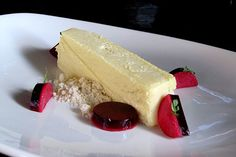 i know it's bad and pretty much banned... but i can dream, right? (Foie Gras Cheesecake @ Haven Gastropub)    [Edit: this was fantastic! a very nice farewell to foie gras (^_^)]