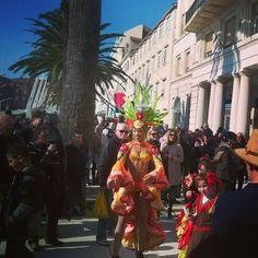 Carnival in Dalmatia, Croatia