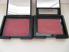 NARS Dolce Vita vs. elf Blushing Rose