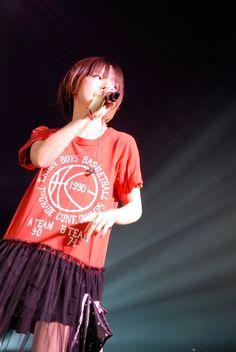 Love Like Pop vol.14 2011.07.24 @ NHK ホール Cone, Graphic Sweatshirt, Singer, T Shirts For Women, Tank Tops, Sweatshirts, Sweaters, Image, Style