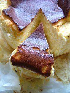 Gâteau aérien au fromage blanc