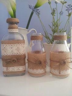 1000 images about frascos de vidrio decorados on - Frascos de vidrio decorados ...