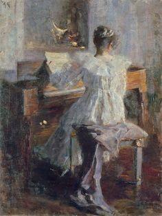 piano beauty