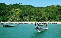 rejser til krabi thailand