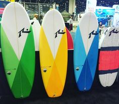 Rusty Surfboards — Couple of Muffin Tops looking good at the Surf...