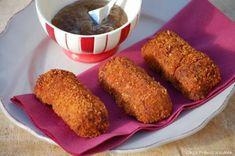 Onze Franse Keuken: Luxe Franse kroketjes van confit de canard