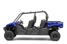 New 2015 Yamaha Viking VI EPS ATVs For Sale in Pennsylvania. Off-road room for six - the new Viking VI has arrived! Class-leading features and Yamaha exclusive technologies help the new Viking VI raise the bar in the areas of passenger capacity, comfort and convenience, not to mention off-road capability in tough terrain with the most interior cabin space without sacrificing towing and hauling capabilities. Dimensions: - Wheelbase: 115.6 in.