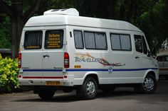 Tempo Traveller for your tours.