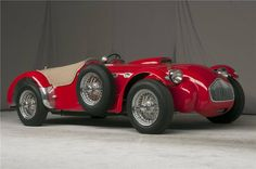 1952 J2X race car sold for $220,000. This classic was built by the now extinct Allard Motor Car Company.