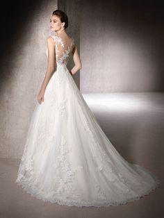 Wedding dress Princess Moussia