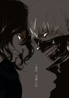 Kaneki Ken vs Ayato - Tokyo Ghoul
