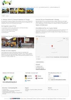 A. Wellauer GmbH, Amlikon-Bissegg, Transporte, Weinfelden, Mulden, Entsorgung, Strassenbau