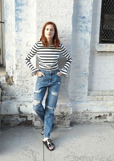 Taylor Tomasi Hill Plays Dress Up For Zara, and We