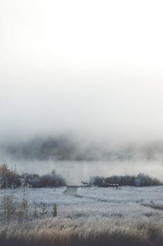 """elliptical: """" frosty mornings (by Tasha Maríe) """""""
