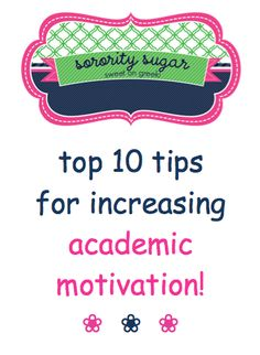 help your sisters reach GPA greatness!! <3 BLOG LINK: http://sororitysugar.tumblr.com/post/42455527592/scholarship-help-how-can-i-motivate-my-sorority#notes