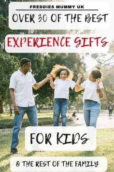 Experience Gifts for Kids, Family Experience Gift Ideas, Experience Gifts For Men, Gift Experiences For Couples and Experience Days For Her Christmas Arts And Crafts, Christmas Gift Guide, All Things Christmas, Christmas Fun, 10 Year Old Boy, Two Year Olds, English Wine, Thing 1, Multiplication For Kids