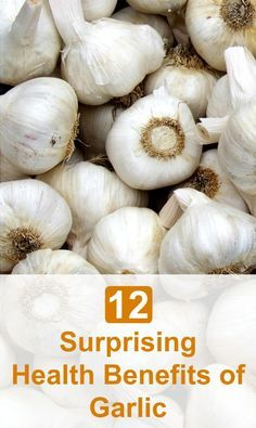 Garlic is well known as a natural health remedy that has long been used to treat various ailments. Here are 12 Surprising Health Benefits of Garlic - Selfcarers  health and personal care stores