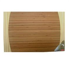 Kitchen Utensils & Cooking Prep - Briscoes - Prestige Curved Bamboo Chopping Board - Large