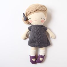 Pockets with Posies dolls are handmade in my home studio. They are made with high quality materials and the greatest attention to detail. Each piece is meticulously designed with beauty and durabil...