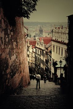 Oh Prague, my Prague.  This was one of my favorite areas to walk through, when I lived there.