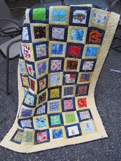 I spy quilt. This could be so fun to make for young ones!