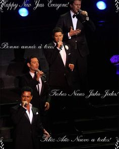 Thanks for sharing and happy new year @4everildivo  Repost By 4everildivo:  While i was looking around in my memories of last years I found this picture to wish everyone a happy New Year. Well going to use this one on the last day of this year to.  Have a nice last day of the year and hopefully a great day on the first of the new year xx Il Divo 4 Ever (via #appskottage.com #Grab @AppKottage)