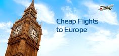How to Find Cheap Flights to Europe Cheap Flights To Europe, Low Cost Flights, Travel Europe Cheap, Find Cheap Flights, European Travel, Europe Europe, Traveling Europe, Airline Travel, Airline Tickets