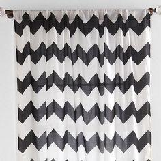 modern twist geometric curtain panel   draperies and