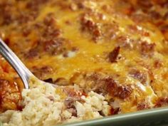 Get Breakfast Casserole Recipe from Food Network