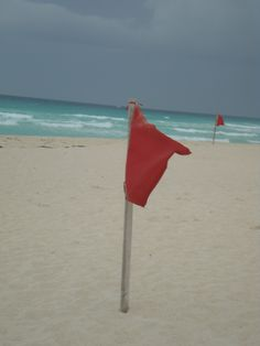 red flags~Cancun, Mexico~House of History, LLC.