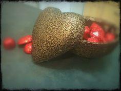 Coração de chocolate !