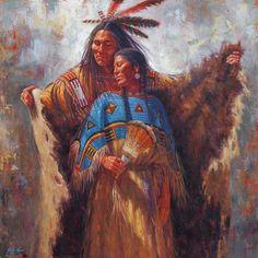 Dipinto nativi