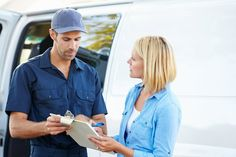 Deliver the Goods as a Professional Courier