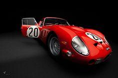 Ferrari 250 GTO  What is your dream? http://www.flppro.com