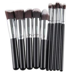 GET $50 NOW | Join RoseGal: Get YOUR $50 NOW!http://www.rosegal.com/makeup-tools/stylish-10-pcs-fiber-powder-brush-eyeshadow-brush-face-eye-makeup-brushes-set-608528.html?seid=6846813rg608528