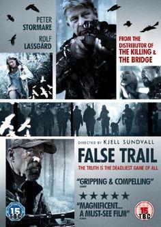 False Trail (2011) ( Jägarna 2 ) ( The Hunters 2 (The Hunters Two) ) [ NON-USA FORMAT, PAL, Reg.2 Import - United Kingdom ] DVD